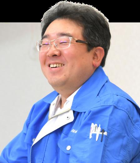 代表取締役 井上 喜雄